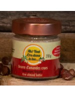 Raw almond butter 210g